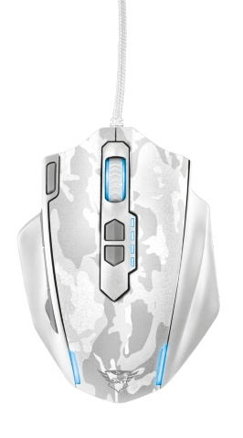 20852 Trust GXT 155W USB Right-hand White mice - Ent01