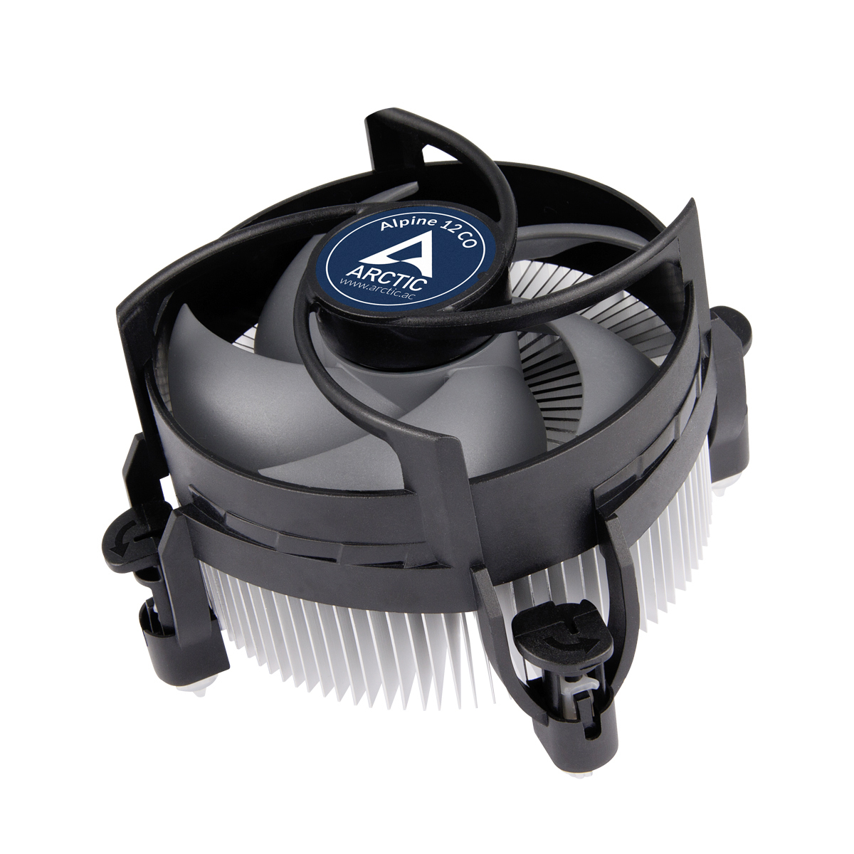 ACALP00031A ARCTIC Alpine 12 CO - Compact Intel CPU-Cooler for Continuous Operation - Ent01