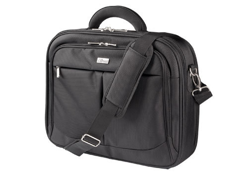 "17415 Trust Sydney 17.3"" 17.3\"" Notebook briefcase Black - Ent01"