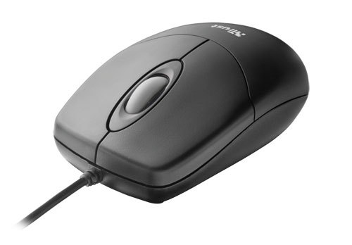 16591 Trust Optical Mouse USB Optical mice - Ent01