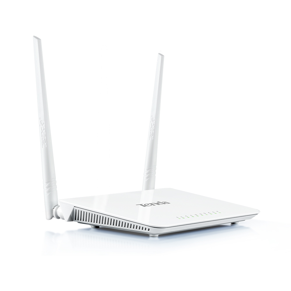 4G630 Tenda 4G630 Fast Ethernet 3G 4G White wireless router - Ent01