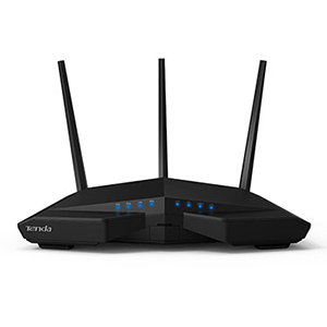 AC18 11AC Dual-Band Router, 1900Mbps, 4 LAN GE Ports - Ent01