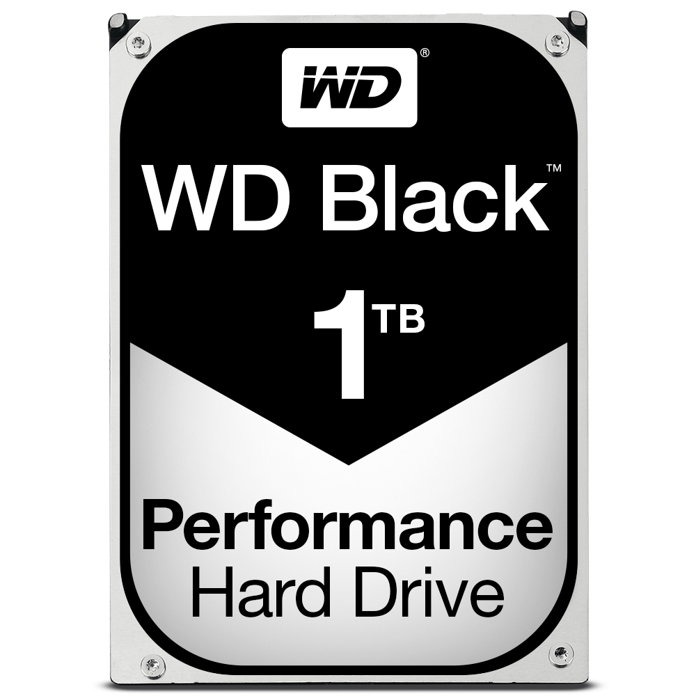 WD1003FZEX Western Digital Black 1000GB Serial ATA III internal hard drive - Ent01