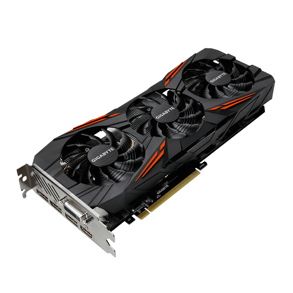 GV-N107TGAMING-8GD Gigabyte GeForce� GTX 1070 Ti Gaming 8G - Ent01