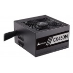 CX450M SEMI-MODULAR ATX PSU