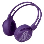 P604 Wireless - Purple (Street)