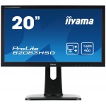 "PROLITE B2083HSD-B1 19.5"" WIDE LED LCD"