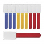 10 PACK SET MIX - RED/BLACK/YELLOW