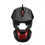 PC MCZ RAT1 Wired - BLACK/RED