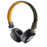 Fyber Headphone - black/orange