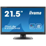 "PROLITE E2280HS-B1 22"" BLACK LED LCD"