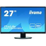 "27"" AMVA+ LED Black , USB Hub"