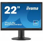"PROLITE B2280WSD-B 22"" BLACK LED LCD"