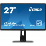 "27"" AMVA+ LED Black , USB Hub, Height Ad"