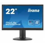 "PROLITE B2280HS-B1DP 22"" WHITE LED LCD"