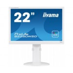 "22"" WHITE LED LCD HEIGHT ADJUSTABLE"