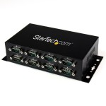 8 PORT USB TO DB9 RS232 SERIAL ADAPTER H