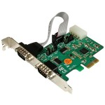 2PORT PCI EXPRESS SERIAL CARD