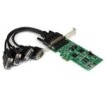 4 PORT PCI EXPRESS PCIE SERIAL CMBO CARD