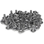 "SCREWS M3 X 1/4"" LONG (PKG. OF 50)"