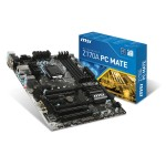 MSI Z170A PC MATE Motherboard