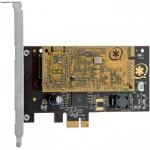 VoIP Transcoding PCI-Express x1 card for 120 G.729
