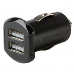 2 X 12W DUAL PORT CARCHARGER - LIGHTNING