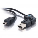 2M FLEXUSB USB 2.0 A TO MINI-B 5-PIN CBL