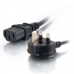2M UNIVERS POWER CORD (BS 1363)