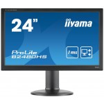 "Prolite B2480HS-B2 24"" Black LED LCD, Height Adjus"