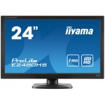 "Prolite E2480HS-B2 24"" Black LED LCD"