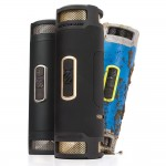 boomBOTTLE+ WATERPROOF SPEAKER (BLACK/GOLD)