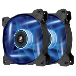 LED Fan AF120-LED Blue Dual Pack