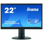 "PROLITE B2280HS-B1DP 22"" BLACK LED LCD"