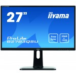 "Prolite 27"" LED Black, 2560 x 1440 Free Sync"