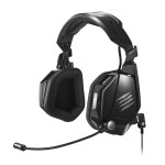 F.R.E.Q.TE HEADSET MATTE BLACK - NEW 7.1