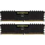 DDR4 2400MHz 8GB 2 x 288 DIMM VENGEANCE LPX BLACK