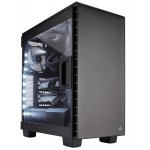 CARBIDE CLEAR 400C COMPACT MID-TOWER CASE