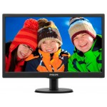 "Philips 19.5"", LED, VGA, Tilt"