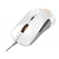 Steelseries Rival 300 USB Optical 6500DPI White Right-hand