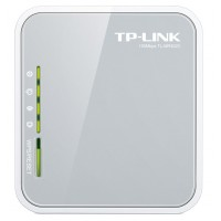 TP-LINK TL-MR3020 Fast Ethernet 3G 4G GreyWhite wireless router