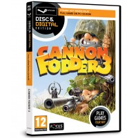 Focus Multimedia Cannon Fodder 3 Basic PC English