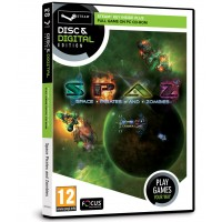 Focus Multimedia Space Pirates & Zombies Basic PC English