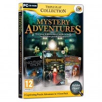 Avanquest Triple Play Collection - Mystery Adentures Collectors PC English