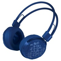 ARCTIC P604 Head-band Binaural Wired Blue