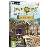 Avanquest Jewel Quest Mysteries 3: The Seventh Gate Basic PC