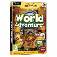 Avanquest Triple Play Collection: World Adventures