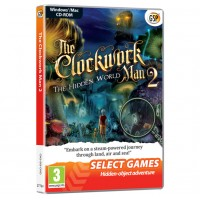 Avanquest The Clockwork Man 2 -The Hidden World
