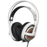 Steelseries Siberia 350 Binaural Head-band White headset
