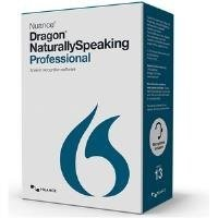 Nuance Dragon NaturallySpeaking A289X-LD7-13.0 voice recognition software